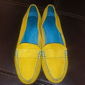 Joie Suede Loafers